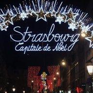 Strasbourg lights