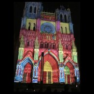 Chroma at Amiens Cathedral